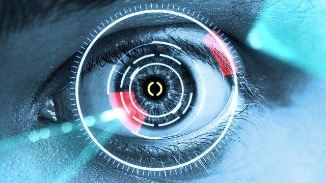 Are Your Future Passwords Hidden In the Jiggling of Your Eyeballs?