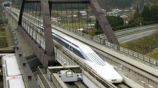 El tren de levitación magnética de Japón vuelve a superarse: 603 Km/h