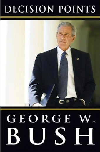 George W. Bush's Memoir Starts with Him Being a Drunk
