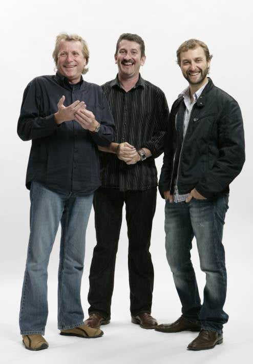 Top Gear Australia Hosts Revealed, We Patiently Await Ute Hoonage