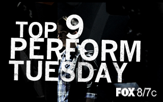 LIVE: American Idol, Season Nine, Top 9 Perform