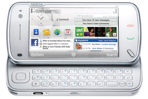 July 1 Nokia N97 Firmware Update Can't Fix That Keyboard