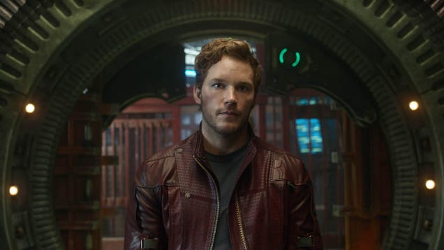 Chris Pratt Visits Kids' Hospital in Guardians of the Galaxy Costume