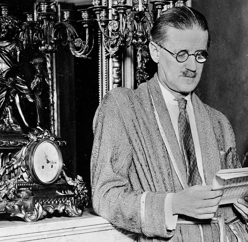 James Joyce Likely Had Syphilis From Prostitutes, New Book Says