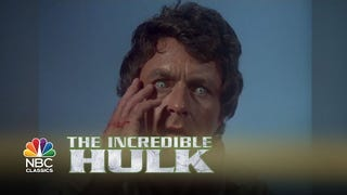 Here's A Supercut Of The 1970s Incredible Hulk Being Sad And Lonely