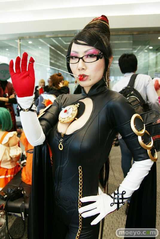 More Cosplayers To Poke Your Eyes Out
