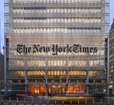 Sulzberger Family Member Lands Job at New York Times!