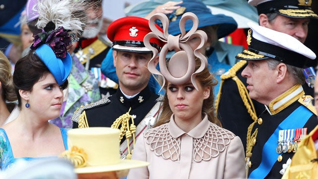 Princess Beatrice Auctions Her Infamously Wacky Hat
