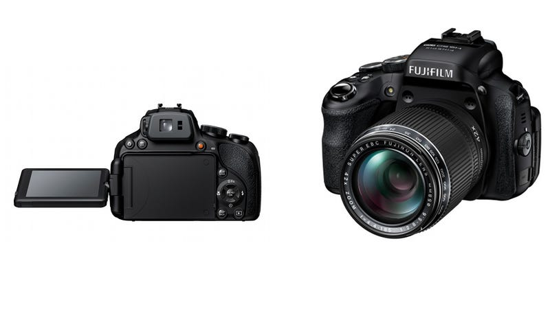 Fujifilm's New Superzoom Cameras Reach New Absurd Levels of Magnification