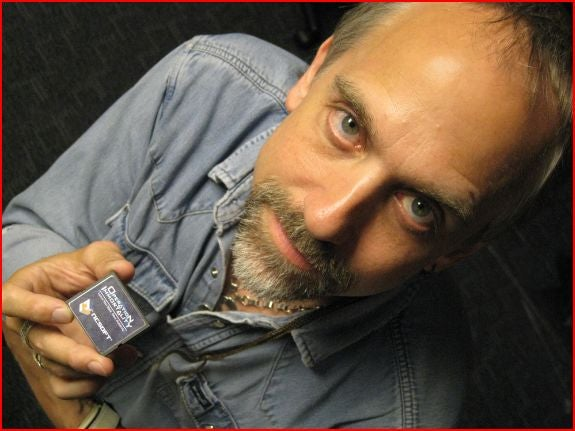 Richard Garriott Wants Your DNA!
