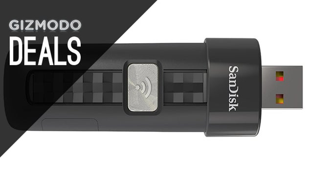Flash Drives Go Wireless, Flossing Gets Smart, iDevices Get Buttons