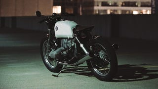 This is the Most Beautiful BMW R100 Film You'll See All Day