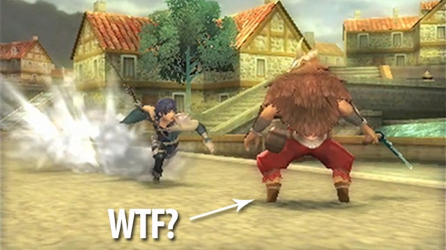 Seriously, Why Doesn't Anyone In Fire Emblem: Awakening Have Feet?