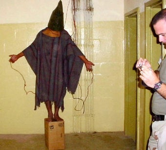 No Wonder Obama Didn't Release the New Abu Ghraib Torture Photos