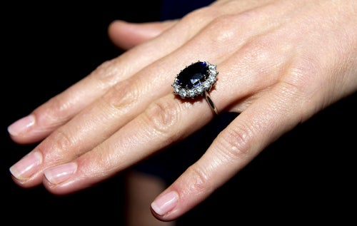 Now You Can Own a Kate Middleton Knockoff Ring