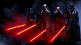 Wild Speculation! What if there are no Sith in Episode VII?