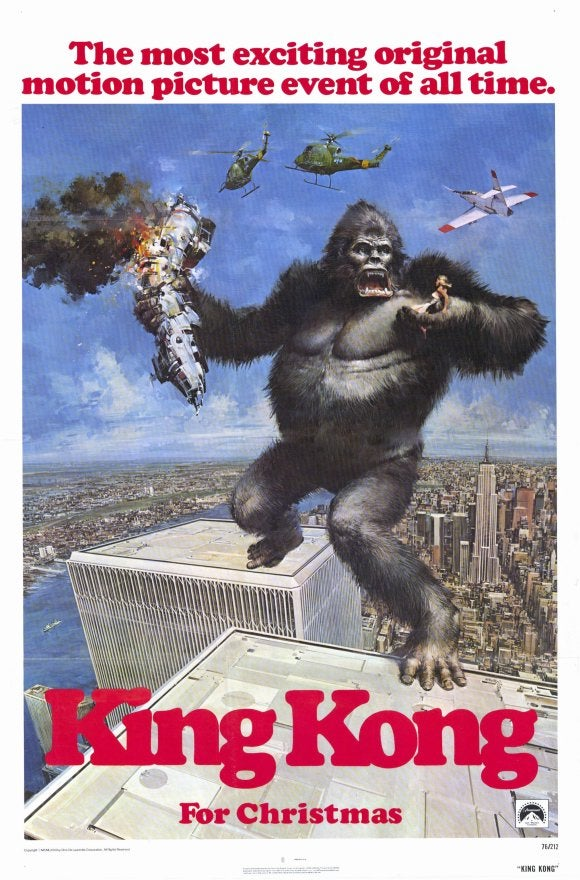Most misleading and fanciful science fiction/fantasy movie posters ever!