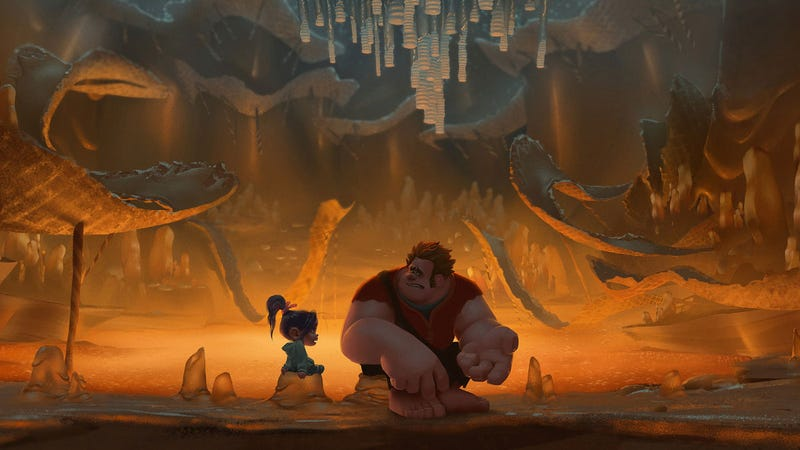 The Artistic Origins of Disney's Video Game Love Letters