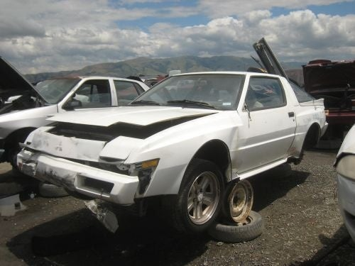 How Many TURBO Emblems Does an 80s Mitsubishi Need?