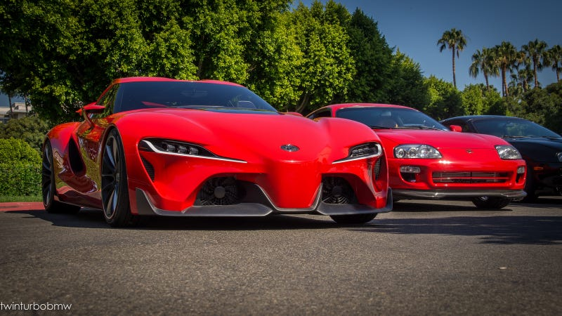 Cars and Coffee Irvine 6/14/14 Photo Gallery