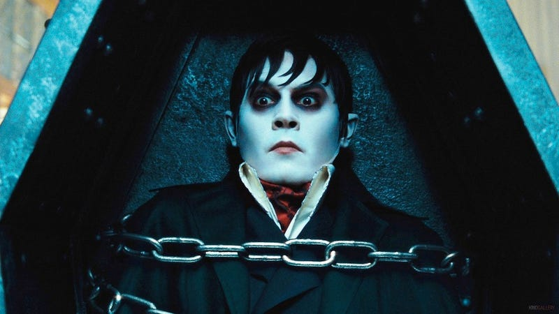 Dark Shadows: Tim Burton's Latest Yawn