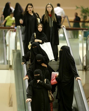 More Saudi Women Taking their Marriage-Blocking Male Keepers to Court