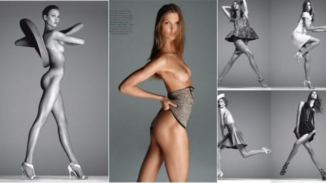 Karlie Kloss Just Posed Nude For The First Time [NSFW]