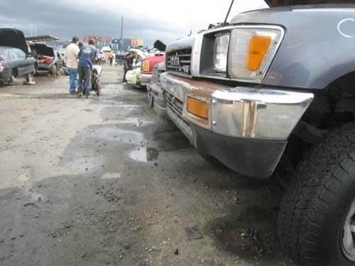 Cash For Clunkers Vehicles Still Crowding Junkyards