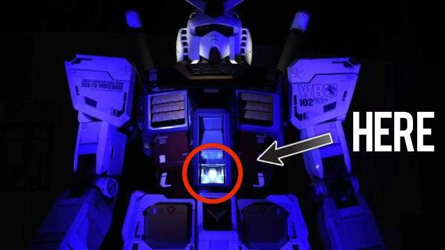 Would You Like To Pilot the Life-Sized Gundam? Virtually?
