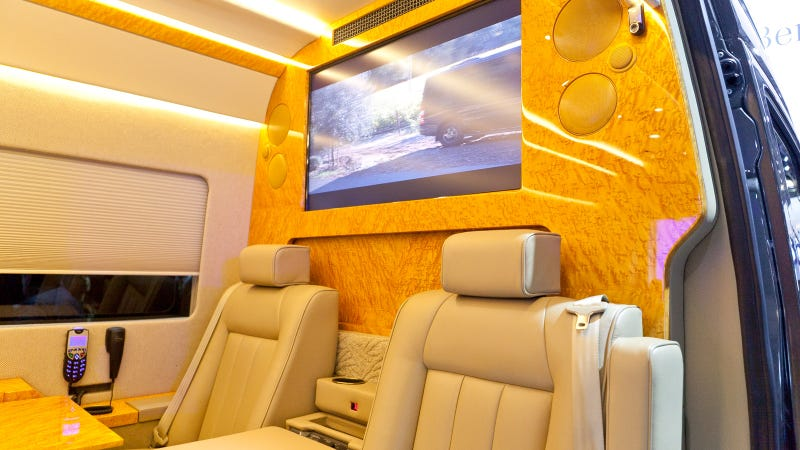 Becker Designs JetVan