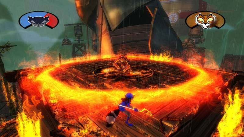 Sly Cooper: Thieves In Time Looks Pretty on the PS3