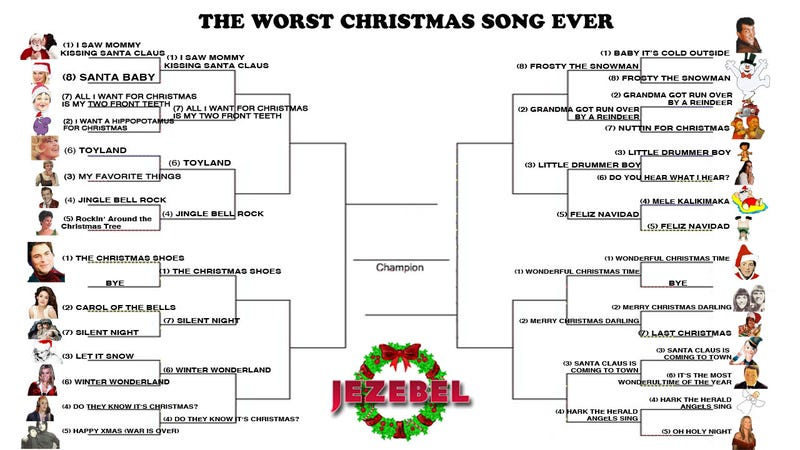 December Madness: We're Down To The Unsweet Sixteen!