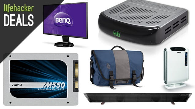Deals: Polk Audio Soundbar, Timbuk2 Bags, OTA TV Streaming Box