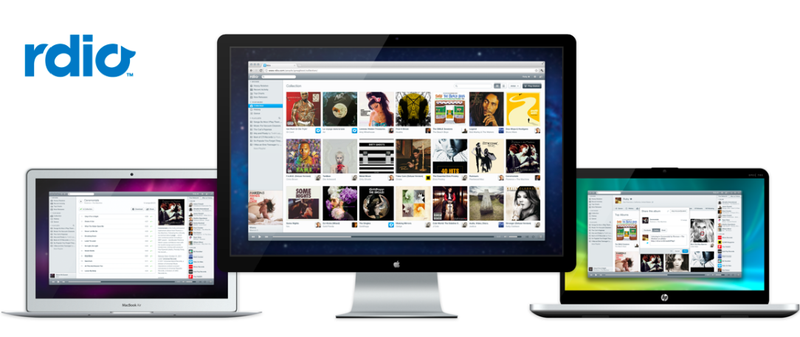 Rdio Overhauls Social Music Subscription to Combat 'Boring,' 'Spreadsheet' Approach