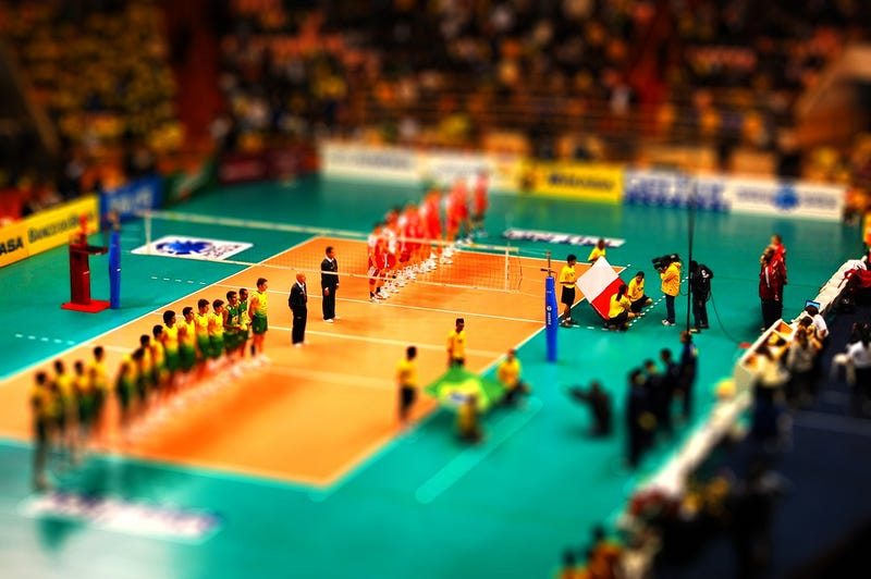 Shooting Challenge: Tilt-shift