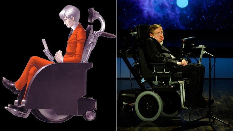 Stephen Hawking: Devil Summoner