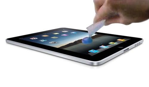 Graphic Humor With Apple's New iPad