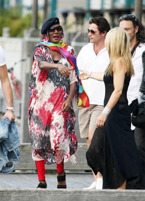 Grace Jones: Local Color