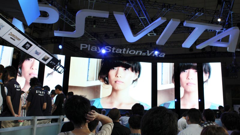The PS Vita Has Seen Better Weeks. Now, It Looks Kind of Screwed.