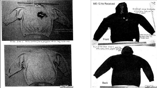 First Photo of Trayvon Martin's Hoodie Released with Other Evidence