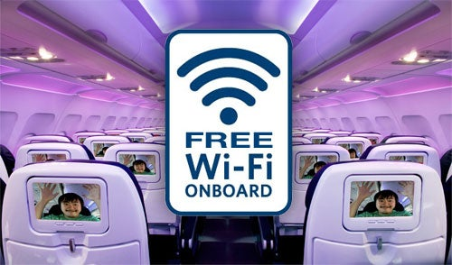 How to Make the Most of Airplane Wi-Fi and Never Pay Full Price Again