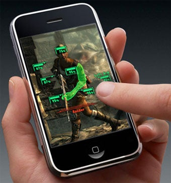Bethesda's Next Project: An iPhone Game