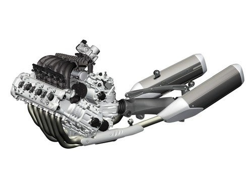 BMW Finally Acknowledges Inline-Six, Sticks It In A Motorcycle