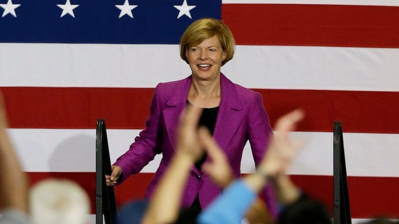 Tammy Baldwin & Elizabeth Warren Elected to Senate, Richard 'Rape Is God's Gift' Mourdock and Todd 'Legitimate Rape' Akin Lose