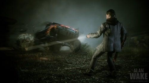 Alan Wake - The Signal Screenshots