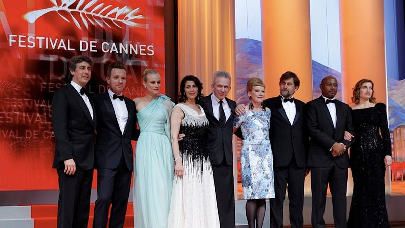 Cannes Film Festival Is Totally Not Sexist, Says Cannes Film Festival