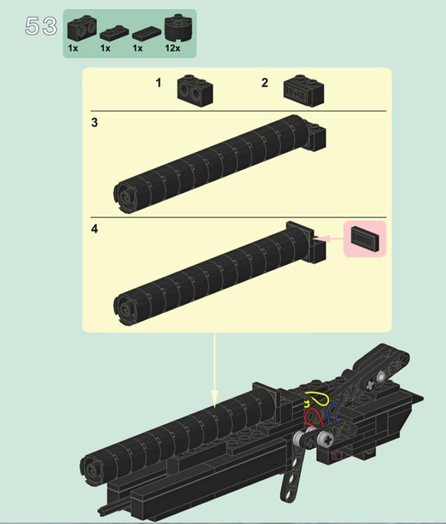 Make This Incredibly Realistic LEGO Gun