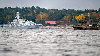 Sweden May Have Mystery Sub Cornered, Ready To Use Force To Surface It