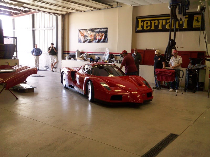 The World's First Twin-Turbo Ferrari Enzo