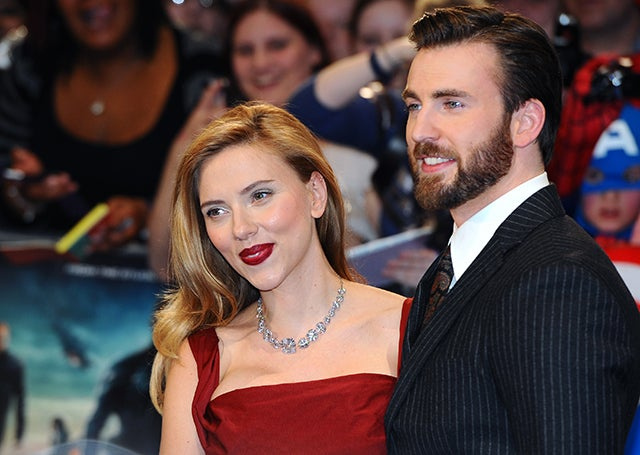 Scarlett Johansson Scorches the Earth at the Winter Soldier Premiere